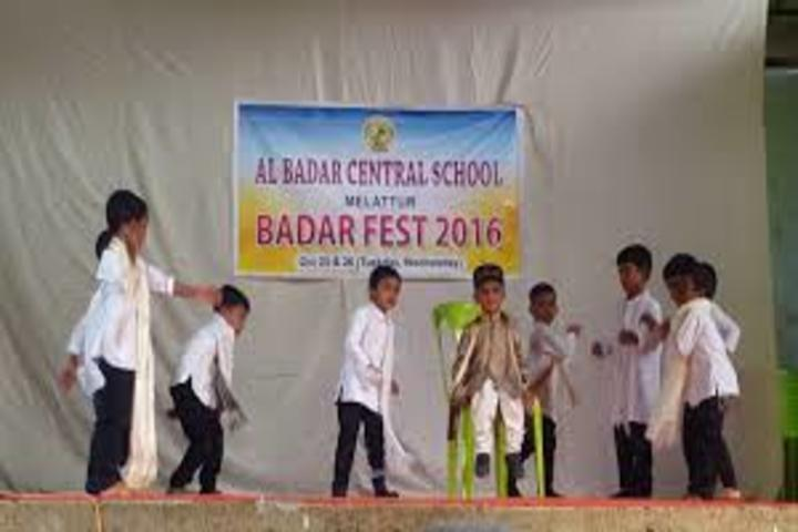 Al Badar Central School-Event