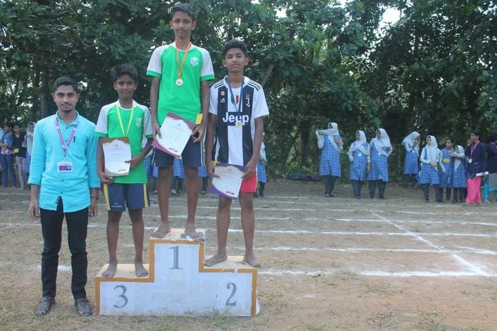 Al Falah English School-Achievement 1