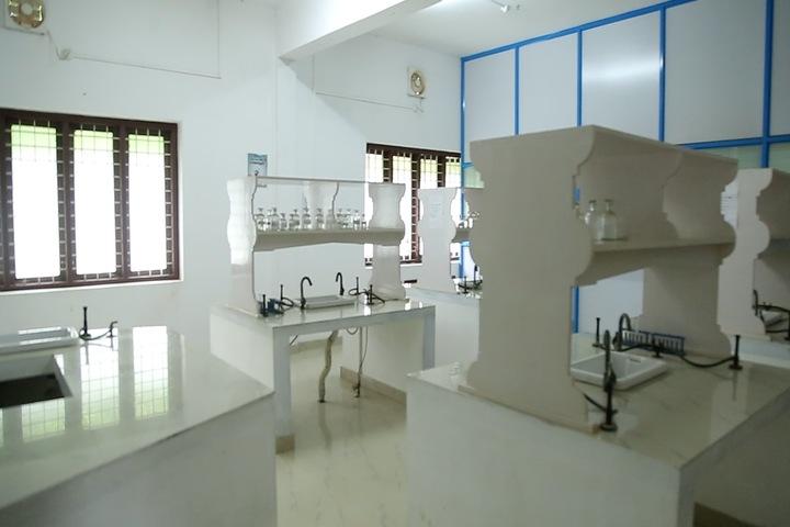 Al Falah English School-Chemistry Laboratory