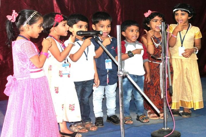 Al Falah English School-Childrens Day