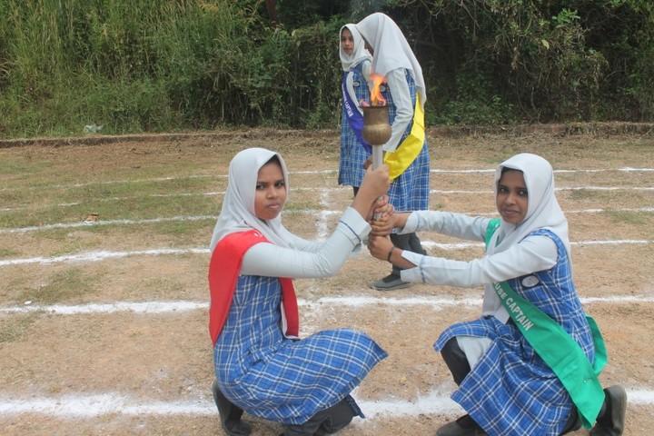 Al Falah English School-Sports Day