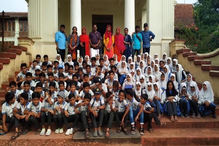 Al Falah English School-Tour