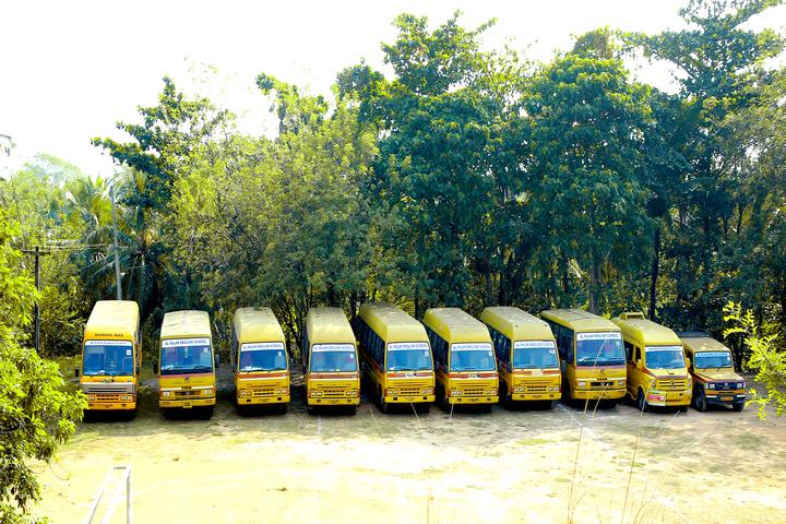Al Falah English School-Transport