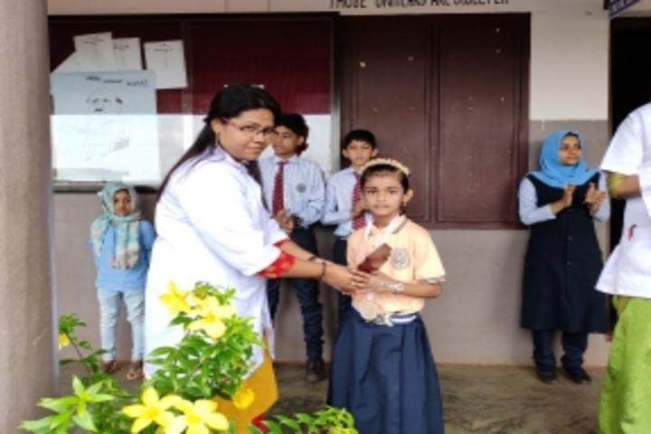 Al Fouz Jamia English School-Award