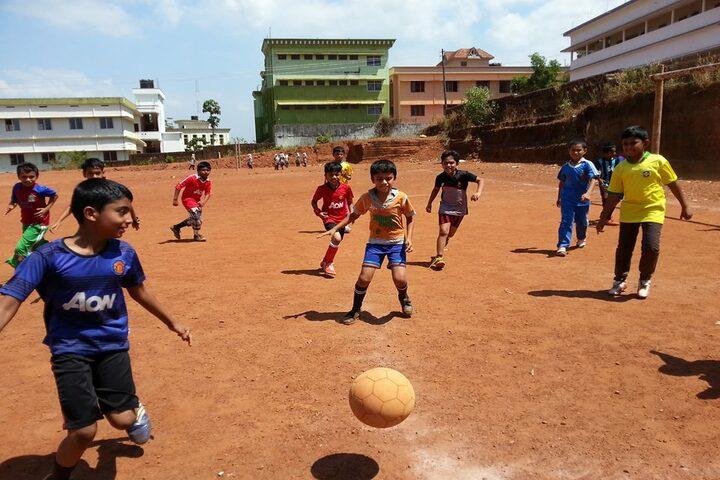 Al Fouz Jamia English School-Sports
