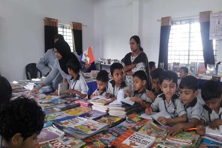 Al Hind Public School-Library