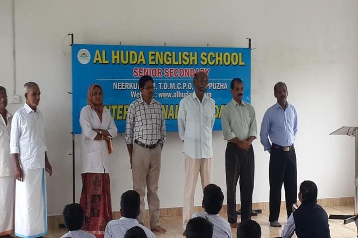 Al Huda English School-Meeting