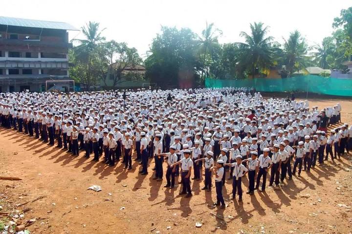 Al Ihsan English School-Assembly