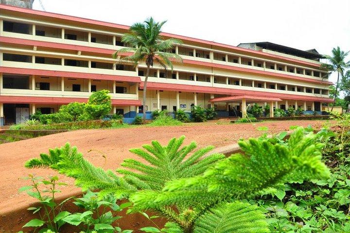 Al Ihsan English School-Campus View