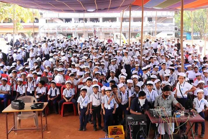 Al Ihsan English School-Function