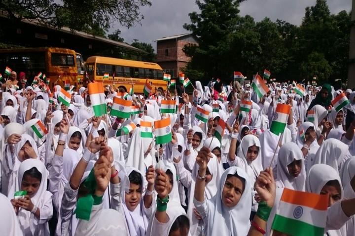 Al Ihsan English School-Independence Day