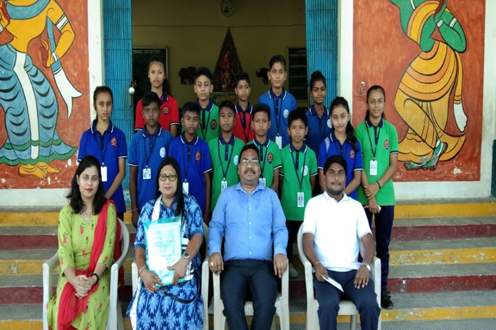 Tritiya Sopan camp Group Picture From the Kv Lekhapani