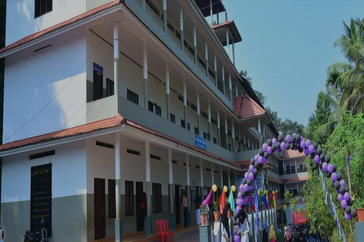 Al Irshad Central School-Campus View