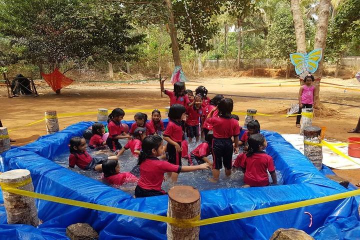 Al Islah English School-Pool Party