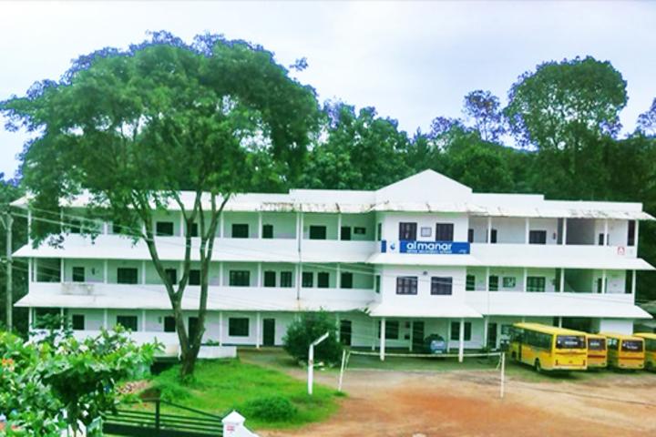 Al Manar Public School-Campus View
