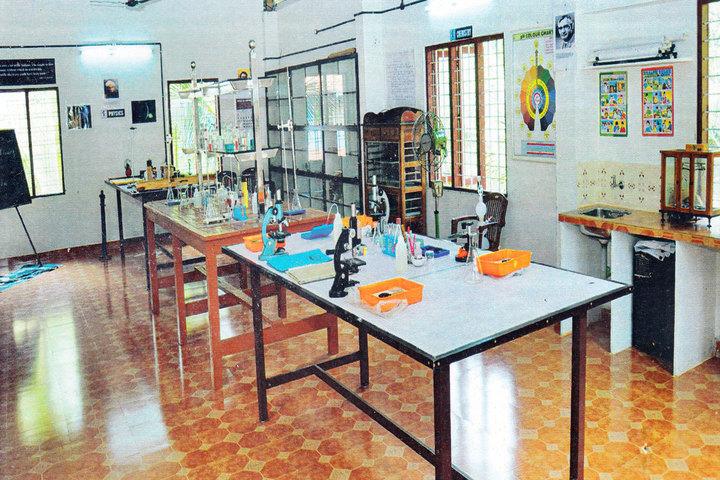 Al Manar Public School-Laboratory
