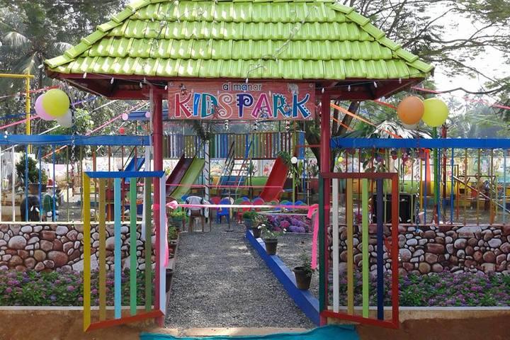 Al Manar Public School-Play area