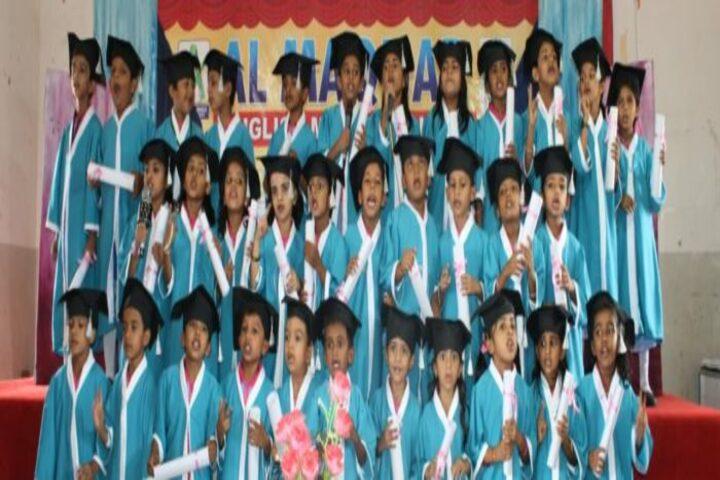 Al Maquar English Medium School-Graduation Day