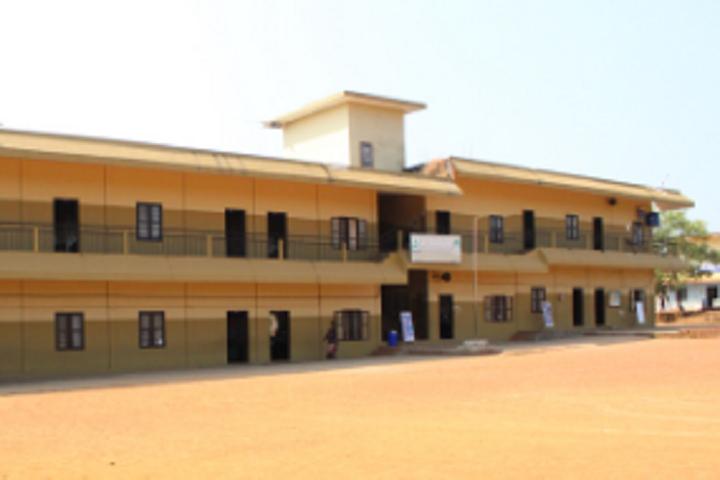Al Maquar English Medium School-Playground