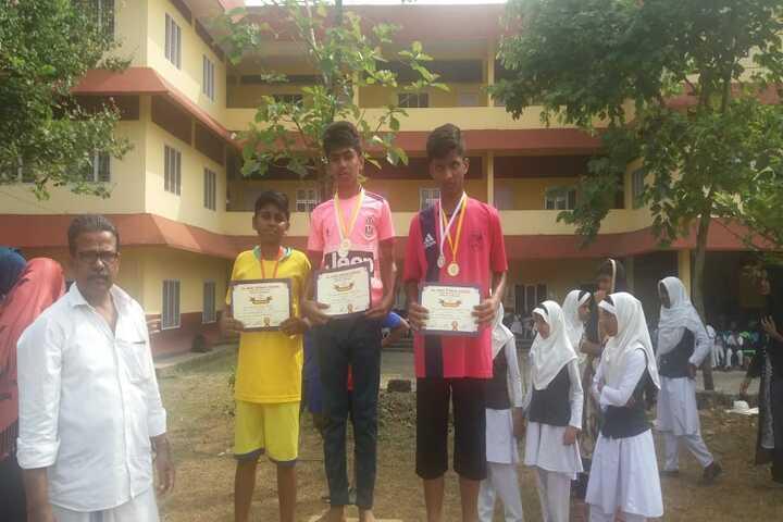 Al Amal Public School-Achievement