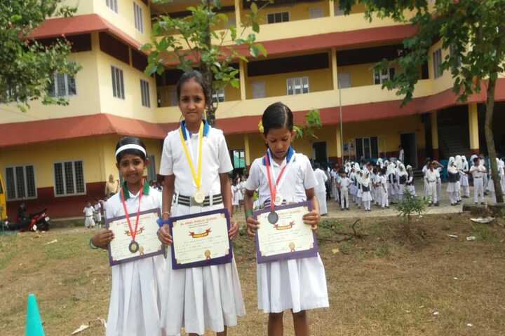 Al Amal Public School-Award