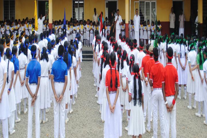 Al Amal Public School-Sports Day