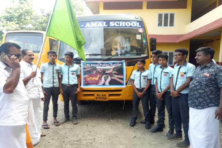 Al Amal Public School-Transport
