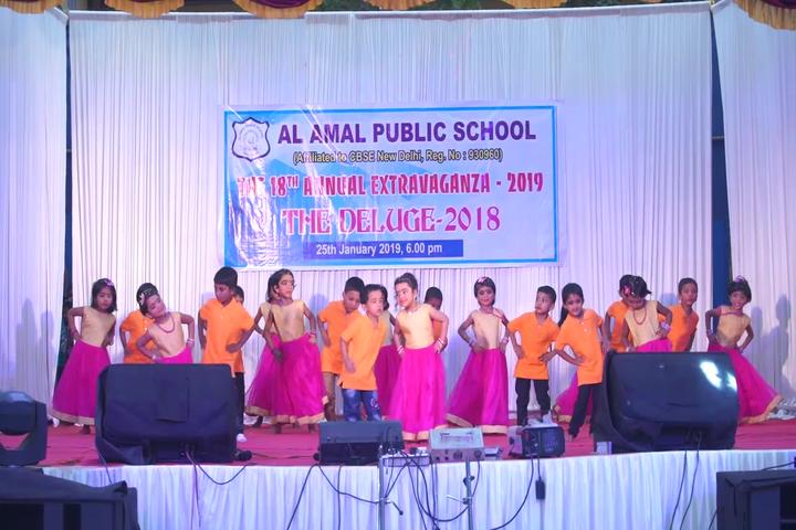Al-Amal Public School-Annual Day