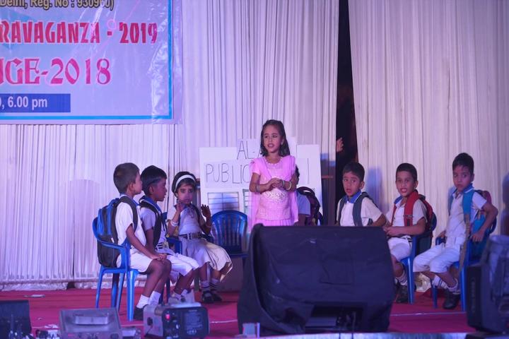 Al-Amal Public School-Drama