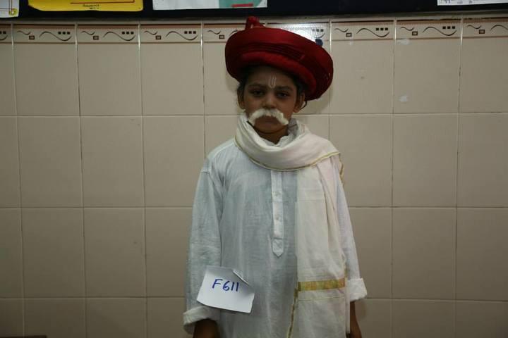 Al Ameen Public School-Fancy Dress