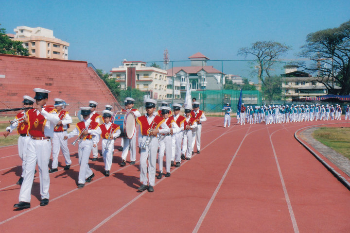 Al Ameen Public School-Sports Day