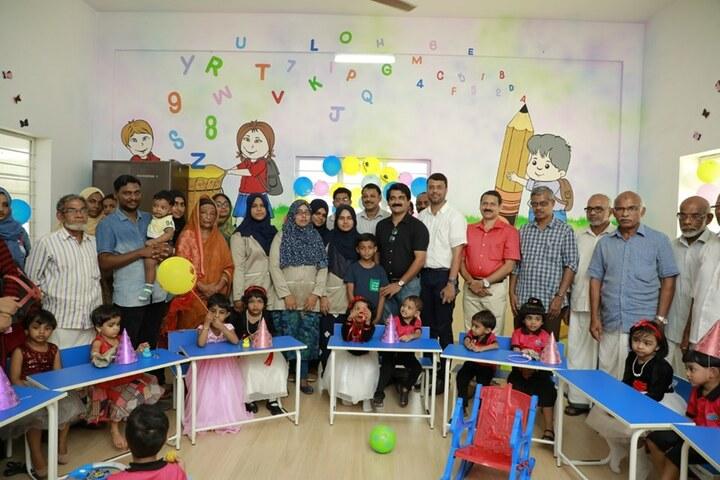 Al Aqsa Public School-Celebration
