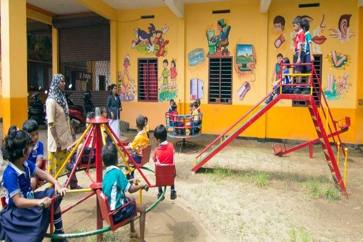 Al Azhar Central School-Play Area