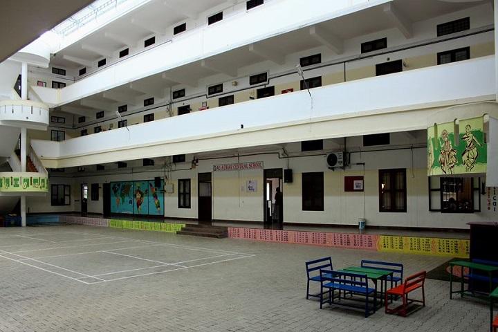 Al Azhar Central School-Campus