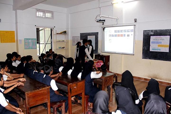 Al Azhar Central School-Class