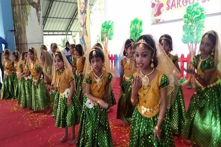 Al Azhar Central School-Dance