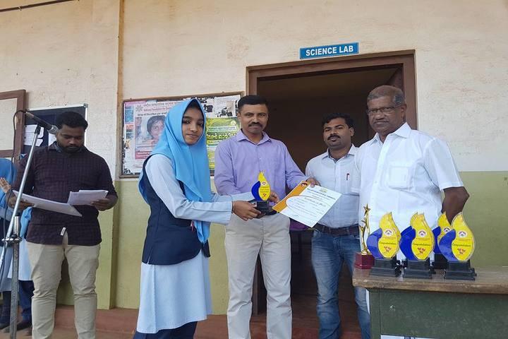 Al Farooque School-Award