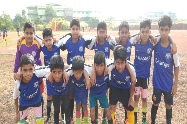 Al Farooque School-Sports