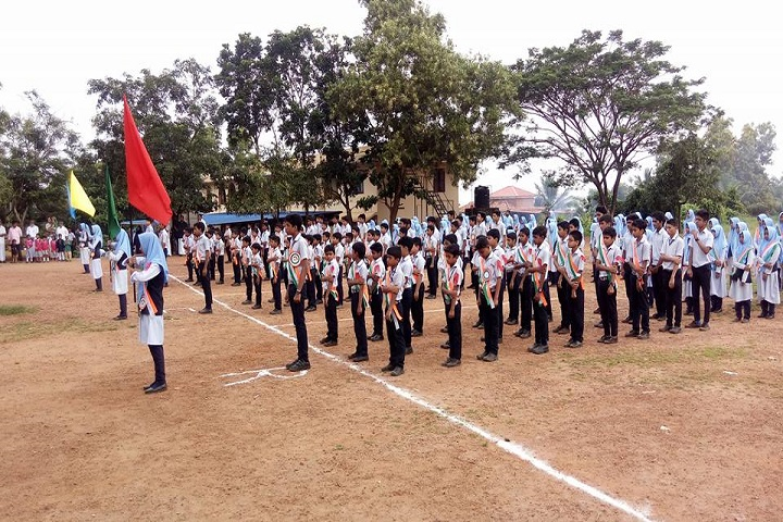 Al Farooque School-Assembly