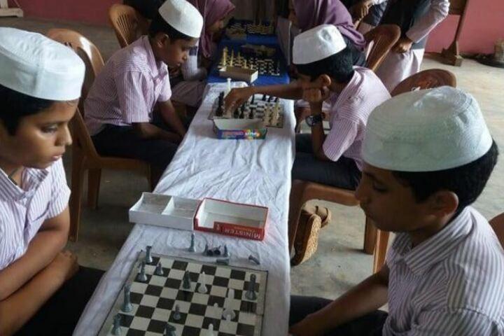Al Hidayath English Medium School-Chess