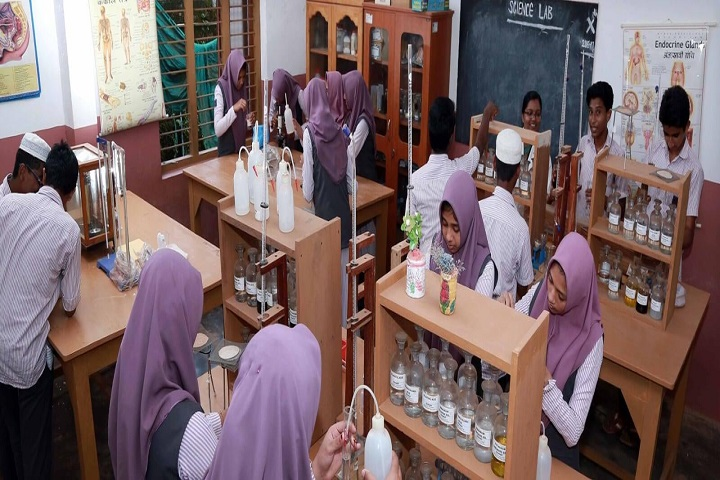 Al-Hidayath English Medium School-Laboratory