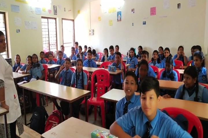 Alan Feldman Public School-Classroom