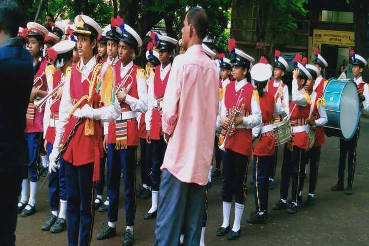Alangad Jama Ath Public School-Sports Day
