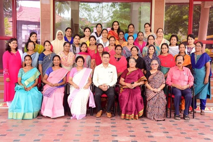 Alangad Jama Ath Public School-Teachers