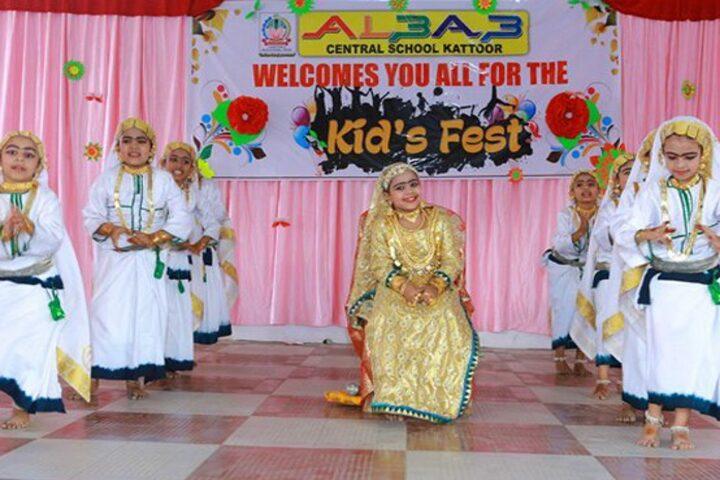 Albab Central School-Fest