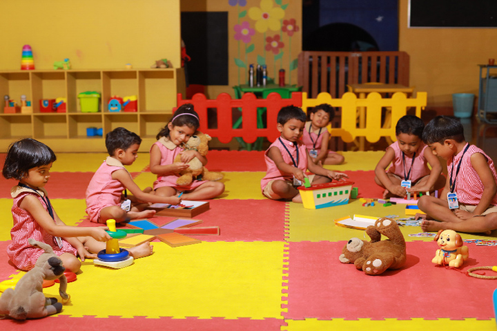 Alfeen Public School-Kids Area
