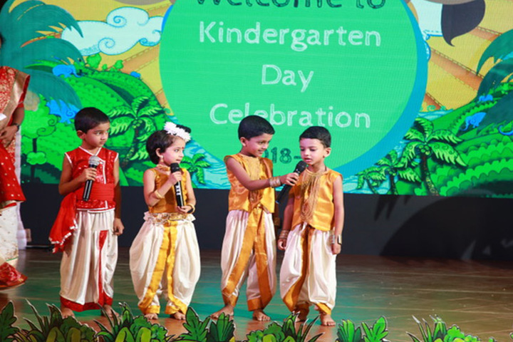 Alfeen Public School-Kindergarten Day