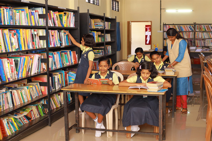 Alfeen Public School-Library