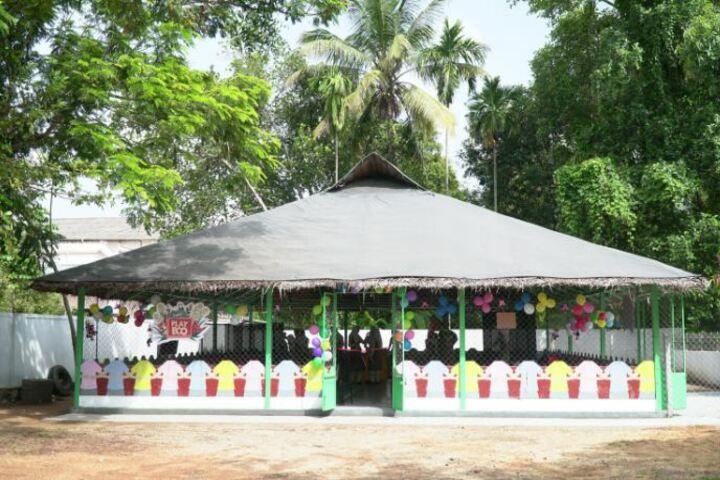 Alhuda Public School-Activity House