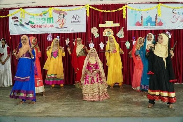 Alhuda Public School-Festival